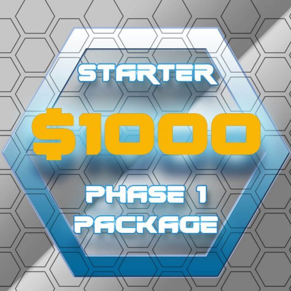 1000 Starter Package Phase 1