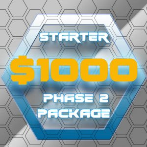 1000 Starter Package Phase 2