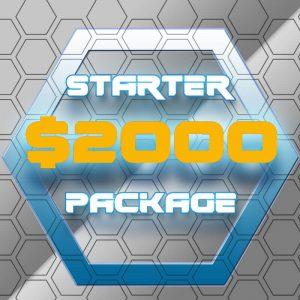 2000 Starter Package