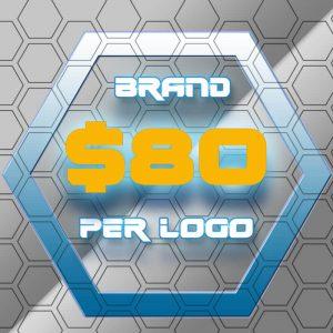 80 Brand Logo